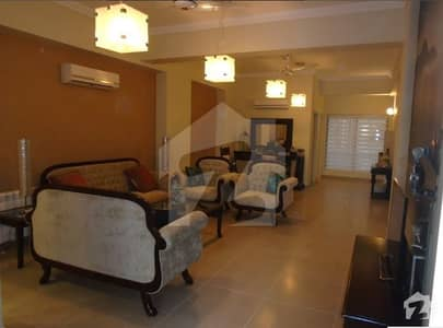 2 Bed Luxury Apartment with Servant Quarter Having Covered Area 2100 sft