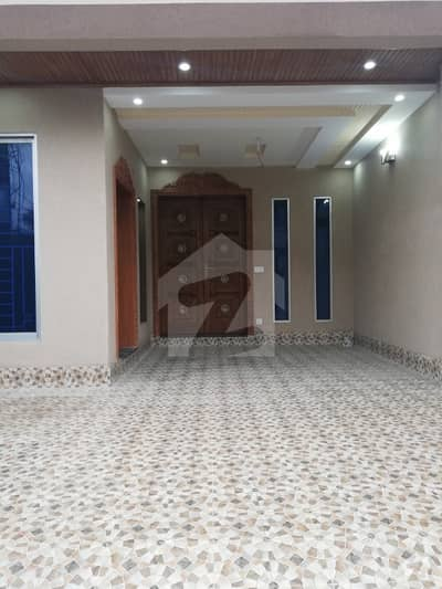 8 Marla Brand New Beautiful House For Sale In Military Accounts
