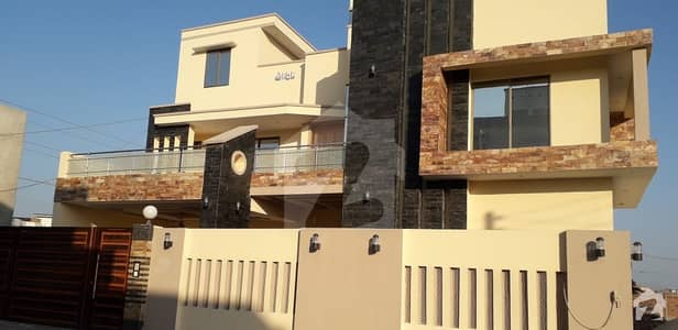 Brand New Double Storey Corner Location House For Sale