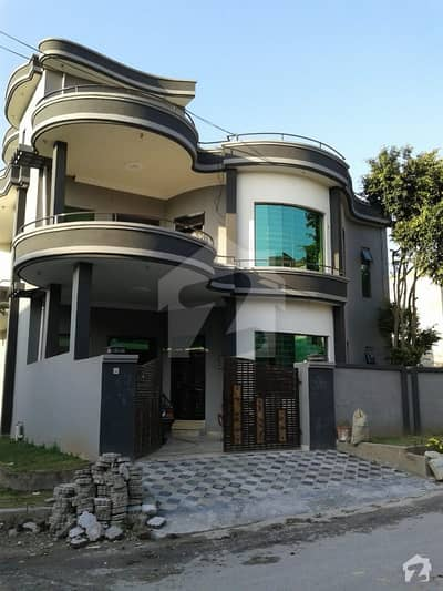 Corner 4 Bed double Unit House sector A for sale