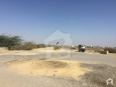 Residential Plot Is Available For Sale In Hawks Bay Govt Owned Scheme LDA