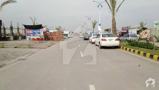 Good Location Plot For Sale Near To Mosque & Park