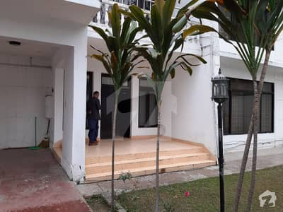 E7 Beautiful Vip Location Dead End Street Old House For Sale Beautiful View Off Margalla Hills