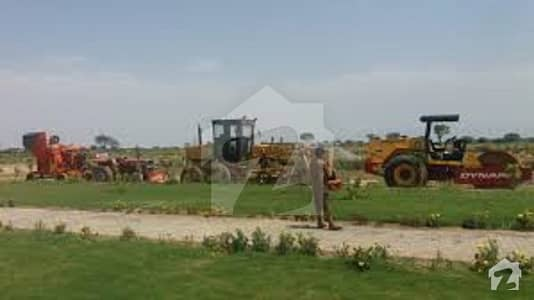 Size 5 Marlas Plot File For Sale In Paradise Enclave Islamabad On Easy Installments