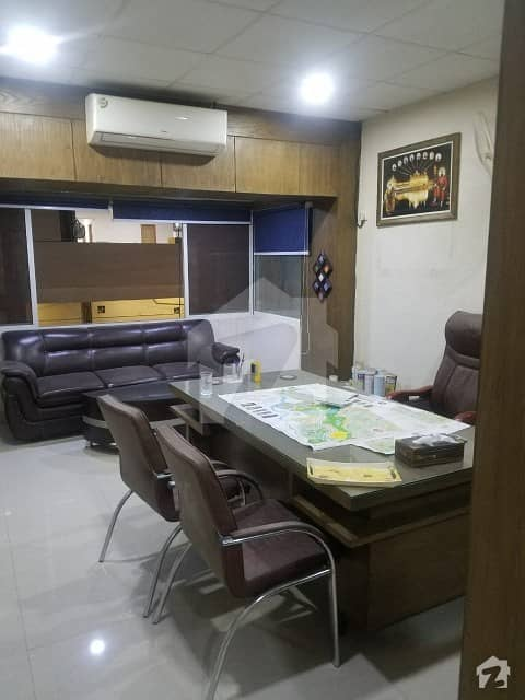 Fully Furnished Office For Rent In Clifton