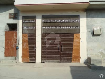 Double Storey Beautiful House For Sale At Naseem Fatima Colony Okara