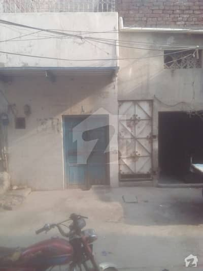 3 Marla House Is Available For Sale In Sir Syed Town
