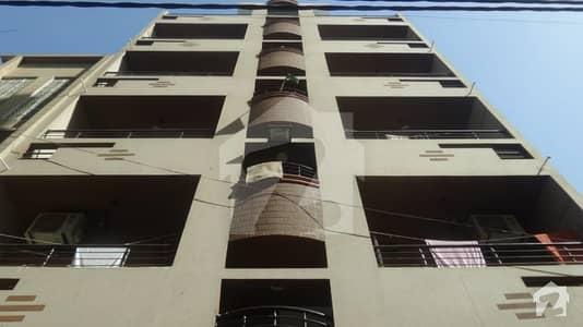 Brand New Flat For Sale In Mehmoodabad Karachi
