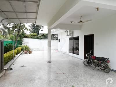 Extra land House For rent in E-7 2. 50lac