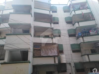 775 Feet 4th Floor Flat For Sale With Rouf