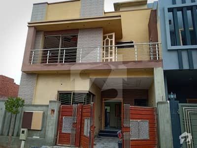5 Marla Brand New House For Sale