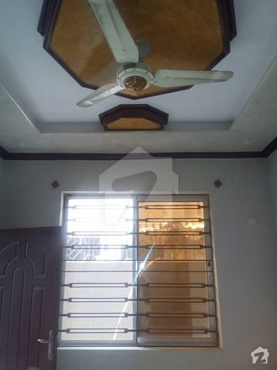 5 marla portion on rent Ghouri town Islamabad