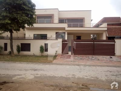 1 Kanal Brand New Bungalow With Facing Park In DHA Phase 4