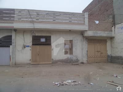 Main Road Of Husainabad Colony House For Sale