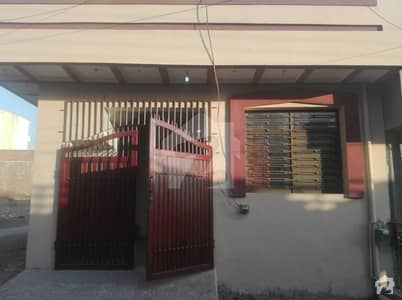 Corner Single Storey House Available For Sale In Wakeel Colony Near Airport Housing Society
