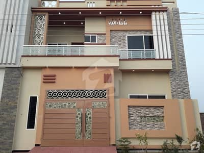 Madina Block Double Storey House For Sale