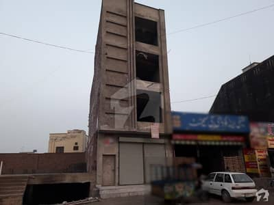 Triple Storey Building For Sale,main Faisalabad Road,1 Big Hall