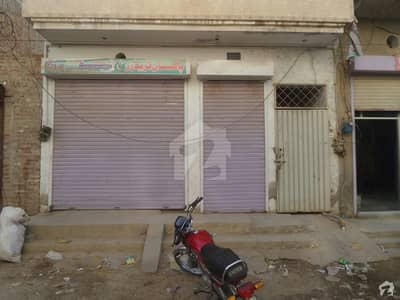 Double Storey Beautiful Commercial Building For Sale In Khushi Trade Center On M. A Jinnah Road Okara