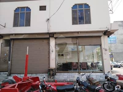300 Square Feet Corner Shop For Sale
