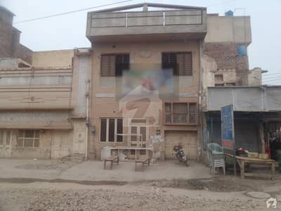 Double Story Old Construct Main Commercial Market House For Sale