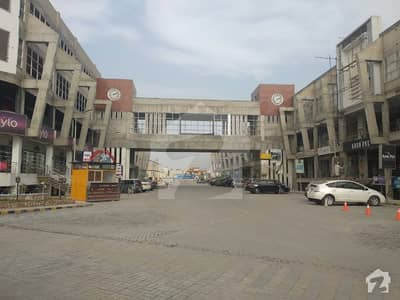 Commercial Two Shops In Pearl City Tower Sargodha Road Faisalabad Available For Sale