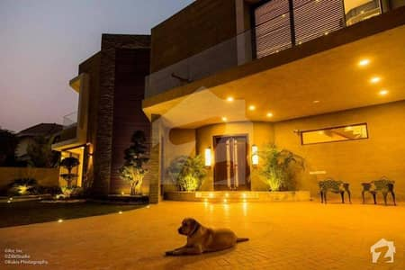 Kanal Bungalow available for  Rent  in DHA Phase  5 H  block