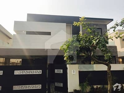 Kanal Bungalow available for  Rent  in DHA Phase  5 L  block