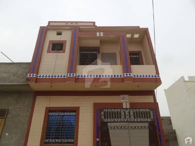Double Storey Beautiful House For Sale At Canal Garden, Okara