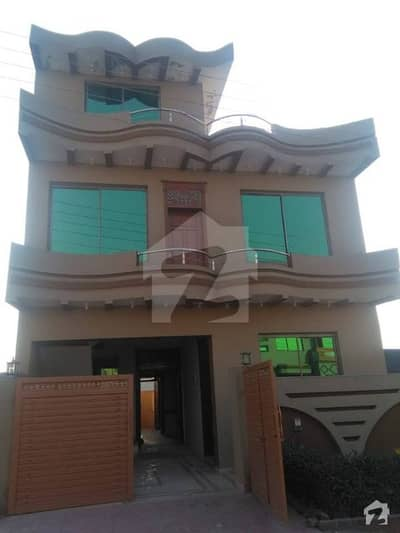 Airport Housing Society Sector 4 A - Double Storey 5 Marla House For Sale