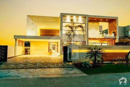 Marvelous Designed  2 Kanal Brand New Bungalow Is For Sale