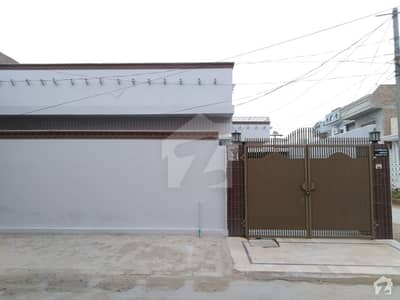 10 Marla Corner Single Storey House For Sale