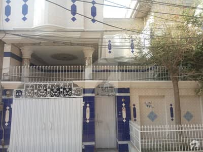 Shadab Colony Jhang Road - House Is Available For Sale