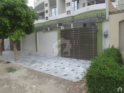Double Storey Beautiful House For Sale at Jawad Avenue, Okara