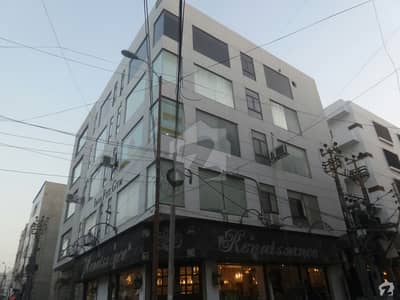 Like New 3rd & 4th Office Floors For Rent Available In DHA Bukhari Commercial Phase 6