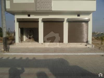 Double Storey Beautiful Corner Commercial Building For Sale At Faisal Villas, Okara