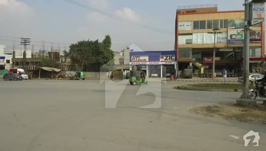 1 Kanal Commercial Paid Building Main Road Very Near Khokhar Chowk
