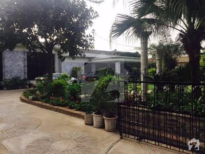 5 Kanal Beautiful House For Sale On Peshawar Road