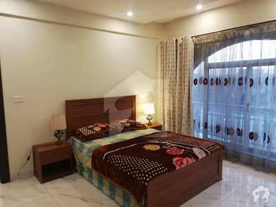 1 Bed Full Furnished Apartment For Rent In Bahria Town Phase 2