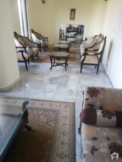 Prime Location Fully Furnished First Floor Flat For Rent