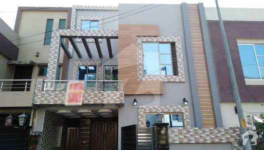 Brnad new Double Storey House For Sale In Bahria Town Lahore