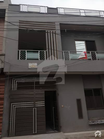 3 Marla Corner Furnished House