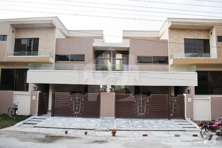 10 Marla Double Unit New House For Sale In Valencia Town