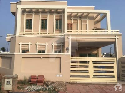 12 Marla Corner House For Sale In Bahria Enclave Sector B2