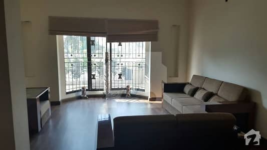 13 Marla Facing Park Furnished House For Rent In Tricon Village Lahore