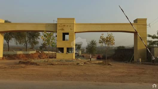 Plot File For Sale In Rawal Enclave Iii Islamabad
