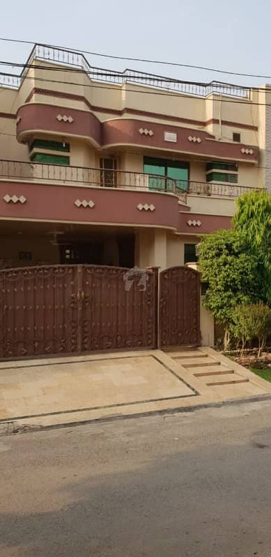 12 Marla House Near Park Gated Area Hot Location Owner Build Solid Construction Investment Opportunity