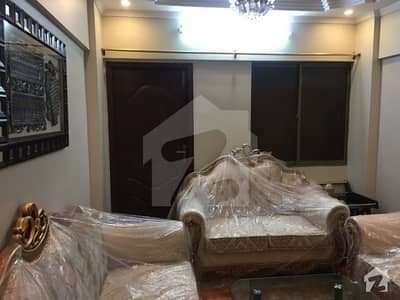 2 Bed Drawing Dining Brand New Leased Flat For Sale Nazimabad 3