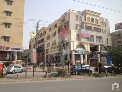 Main Double Road Flat On Pwd Pakistan Town Boulevard For Sale