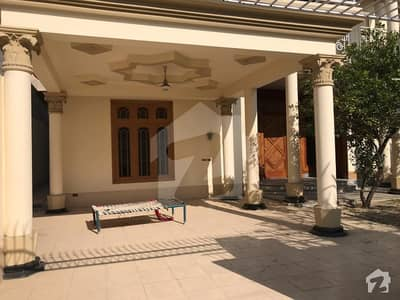 1 Kanal Bungalow For Sale In Amin Town Faisalabad