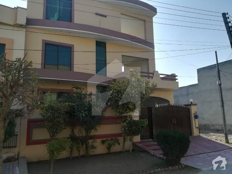 10 Marla House For Sale Punjab Govt Phase 2 College Road Block C